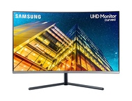 SAMSUNG 32-inch UHD Curved Monitor with 1 Billion Colors (LU32R590CWEXXS)