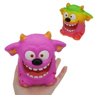 Mouth Monster Squishy 12*14*8CM Slow Rising Cartoon Gift Collection Soft Toy