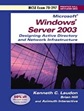 Windows 2003 Server Planning and Maintaining Active Directory (Exam 70-297) (Windows Server 2003 Certification Series)