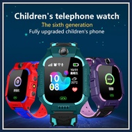 Imoo Z6 Q12 Sos Anti-lost Safer Wrist Smart Watch Phone Jam Tangan Sport Waterproof Digita Strap