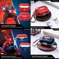 InfoThink 漫威復仇者聯盟系列無線耳機保護套for AirPods Pro 鋼鐵人 / 蜘蛛人