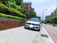 BMW E46 318 2.0小改款微笑版全車改M3式樣17吋鋁圈排器管光圈魚眼HID大燈