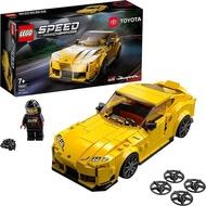 LEGO 樂高 Speed Champions 超級賽車系列 豐田 GR Supra 76901