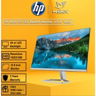 [Shop Malaysia] [FAST SHIP] HP M24f 23.8'' IPS LED Backlit Monitor / 1920 x 1080p Full HD / Support VGA HDMI  / Comes with HDMI Cable
