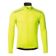 【7號公園自行車】PEARL IZUMI 2300-10 防風透氣風衣外套(螢光黃)
