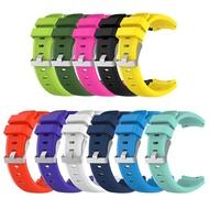用於華米 AMAZFIT智能運動手錶2代 1代通用純色矽膠錶帶