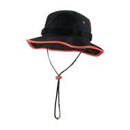 【NIKE】JORDAN BUCKET CAP JUMPMAN 配件 休閒 漁夫帽 遮陽帽 黑橘 帽子 -CT0236010