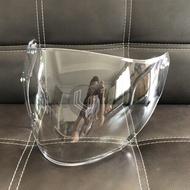 3/4 Helmet Lens Motorcycle open Half helmet Lens Visor case for AGV K5-JET