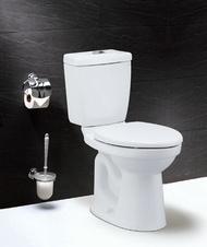 【caesar凱撒衛浴】噴射虹吸式 單段分離式馬桶含水箱 附馬桶蓋 30cm/40cm(CT1325/1425)