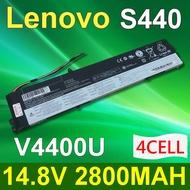 LENOVO 4芯 S440 內置式 日系電芯 電池 V4400U V4400A 121500159 45N1138 45N1139 45N1140 45N1141