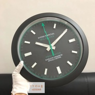 ROLEX MILGAUSS 閃電綠針 勞力士 迪通拿掛鐘 遊艇名仕 勞力士水鬼時鐘 掛鐘 格林尼黑藍圈GMT壁鐘