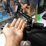 Universal Ducati Rearview Mirrors All Motors / Jumbo Tomok Ducati Black Mirrors - Black
