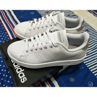愛迪達 ADIDAS ADVANTAGE F36226 小白鞋 休閒鞋 女 全新未穿過