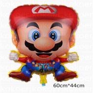Mario Bros พับ Pinata Mario Bros เกมปาร์ตี้ตกแต่งตลกวันเกิด PARTY Supplies Super Mario Pinata