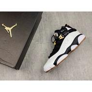 Air Jordan 飛人喬登 六冠王男女款球鞋 323399-100 喬6六冠王黑白