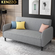 Kenzzo: Sofia Durable 2 Seater/ 3 Seater Foldable Sofa Bed Design/Sofabed/ Sofa