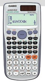 CASIO工程計算機 FX-991ES PLUS