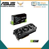ASUS TUF Gaming X3 GeForce GTX 1660 SUPER OC edition 6GB GDDR6 ( TUF 3-GTX1660S-O6G-GAMING )
