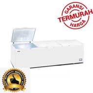 super sale Chest Freezer / Freezer box Modena MD 130 W Murah