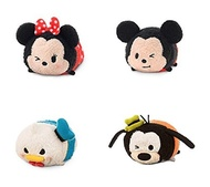 (Clubhouse) Mickey Mouse and Friends   Tsum Tsum   Mini Plush figures Tsum Tsum Disney Mickey & M...