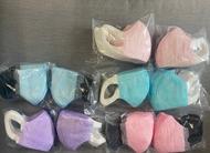 *台灣優紙*  3D立體 兒童 醫療防護口罩50入* 5至10歲以下*