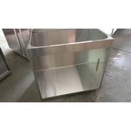 ↗樓下的廚房用品↖0.6不鏽鋼下櫥桶身(廚具 櫥櫃 收納櫃 不鏽鋼廚具工廠)