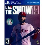 (現貨全新) PS4 美國職棒大聯盟 19 英文美版 MLB The Show 19