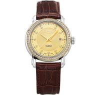 【BOSSWAY】貴族本色休閒機械錶(45mm)