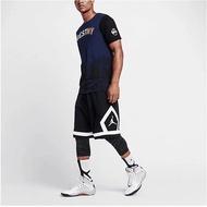Nike 耐吉 喬丹 透氣彈力 經典款運動褲 附拉鍊口袋 籃球褲 運動短褲 Kobe球褲 跑步 訓練慢跑褲