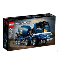 42112【LEGO 樂高積木】科技系列 Technic - 水泥攪拌車