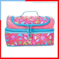 SMB056 กระเป๋า smiggle Paradise Double Decker Lunchbox