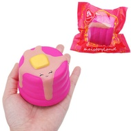 Cute Cake Squishy 8 CM Slow Rising With Packaging Collection Gift Soft Toy