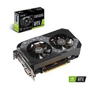 華碩 ASUS TUF GeForce RTX™ 2060 O6G GAMING 顯示卡