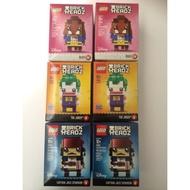 LEGO BRICK HEADZ 少量 傑克船長 小丑 美女與野獸 41588 41593 41596 微型積木 樂高