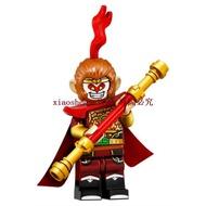 超值推薦!樂高LEGO 抽抽樂 71025 第19季 #4 美猴王 孫悟空 原封