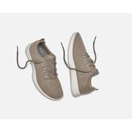 《AXLEI》紐西蘭allbirds Wool Runner / Merino羊毛休閒鞋 / 卡其 / 男