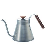 金時代書香咖啡 Hario V60復古不銹鋼細口壺  VKW-120-HSV