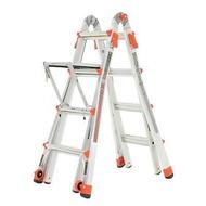 特價【中台工具】美國 小巨人 Little Giant 萬用梯【含自動腳】 M17 M22 M26 A字梯工作梯鋁梯拉梯