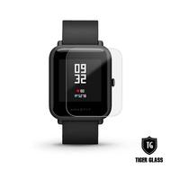 【T.G】Amazfit 米動手錶青春版 Lite 高透3D防爆水凝膜螢幕保護貼-滿版(2入)