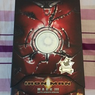HOT TOYS IRON MAN MARK III 鋼鐵人 戰損版 馬克3