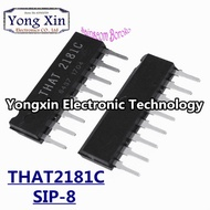 10Picis THAT2181C THAT2181 2181 SIP8 new electronics IC