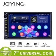 2 DinรถวิทยุPlayer 7นิ้วUniversal Autoradio RAM 4GB + 64GB Octa Core ROMสนับสนุน4G/Carplay/Android Auto/Fast Boot