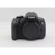 【青蘋果】Canon EOS 650D單機身 快門10384 二手單眼相機#DD082