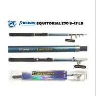 Pioneer Equatorial 270 8 Fishing Rod - @ 17 Lb