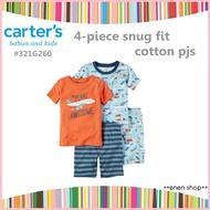 Enen Shöp @Carter's 交通工具款居家睡衣兩套組 #321G260 ∥ 12M/18M