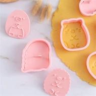 ▲現貨+預購▲ 超萌角落生物餅乾模型 烘焙模型 親子烘焙 角落小夥伴