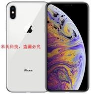 【二手99新】 iPhone XS Max (A2104)  雙卡雙待 銀色 512GB 全網通4G