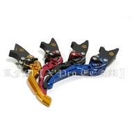 【LFM】RAK 雷霆S 雷霆 雷霆王 G6 煞車拉桿 可調式拉桿 可折式 剎車拉桿 送白鐵拉桿螺絲