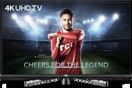 TCL - 4K HDR-Pro   harman/kardon™ 音響系統   Android™ 智能電視 - 55吋 55C6US (香港行貨, 原廠六年保用)