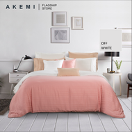 AKEMI Tencel Accord - Ronny Off White (Bolster Case)